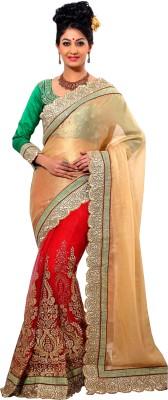 Ethnicnic Self Design Fashion Jacquard Sari