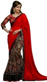 Hian Embellished Bollywood Georgette Sar...
