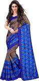 Trendz Printed Bhagalpuri Cotton Linen B...
