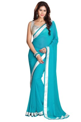 Gopal Retail Self Design Bollywood Chiffon Sari