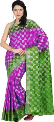 Urban Vastra Embriodered Banarasi Art Silk Sari