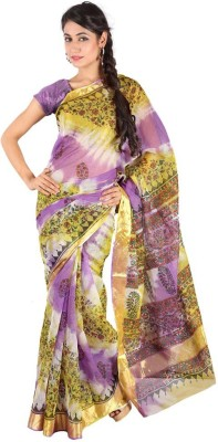 Indiangiftemporium Printed Daily Wear Handloom Kota Sari