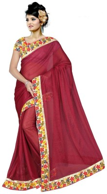 Mati Creation Printed Fashion Lycra Sari