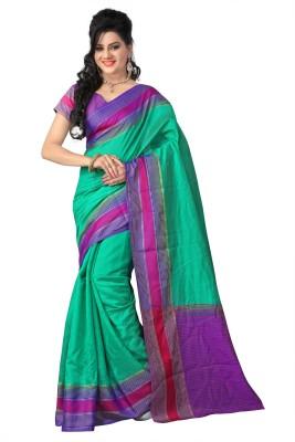 Azara Lifestyle Self Design Banarasi Banarasi Silk Sari