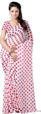 Kanya Printed Daily Wear Chiffon Sari