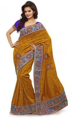 Adde Embellished Fashion Jacquard Sari