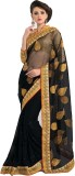 Priyankas Embroidered Bollywood Chiffon ...