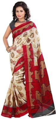 Rinkey Sarees Printed Fashion Silk Sari