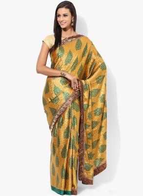 Aryahi Printed Fashion Jacquard Sari