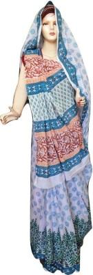 Sprint Textiler & Manufacturer Self Design Rajshahi Handloom Cotton Sari