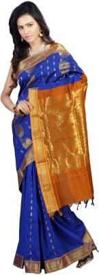 Minaxi Self Design Daily Wear Poly Silk Sari