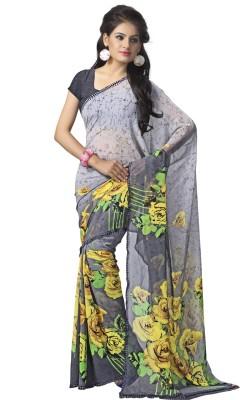 Vaamsi Printed Daily Wear Georgette Sari