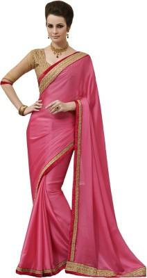 Alankar Creations Self Design Bollywood Chiffon Sari