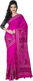 Darbari Embroidered Katha Handloom Silk ...