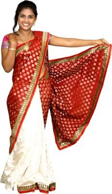Royal N Rich Embriodered Manipuri Cotton Sari