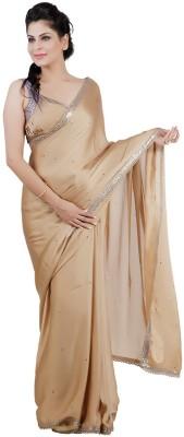 Pret a Porter Embellished Bollywood Satin Sari