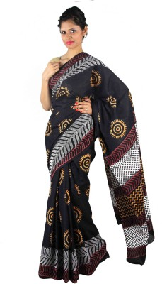 Aabeer Printed Daily Wear Cotton Sari