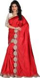 MANJULA FEB Embroidered Bollywood Nylon ...