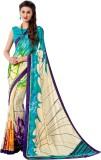 Styleworld Printed Fashion Silk, Crepe S...