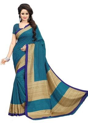 Kunal Self Design Bollywood Art Silk Sari