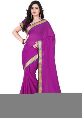 Pichkaree Embellished Fashion Chiffon Sari