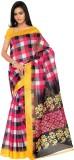 Aviaana Printed Bhagalpuri Silk Saree (M...