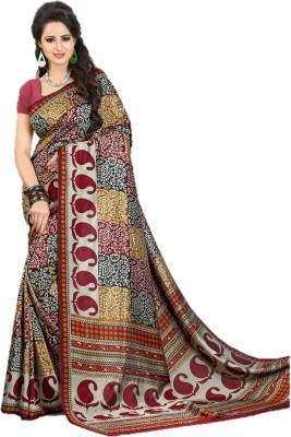 Design Willa Printed Mysore Art Silk Sari