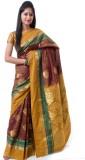 Annapurna Silks Self Design Kanjivaram A...