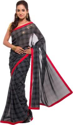 Geisha Printed Fashion Georgette Sari
