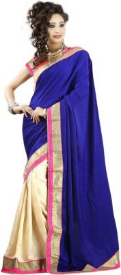 Manjula Fashions Self Design Bollywood Jacquard Sari