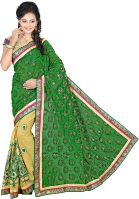 Livaaz Self Design Chanderi Chanderi Sari
