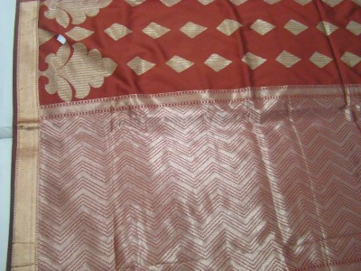 MGS Printed Fashion Art Silk Sari