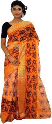 Rudrakshhh Woven Tangail Handloom Cotton Sari