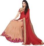 Navya Fashion Self Design, Embriodered F...