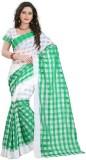 Aracruz Striped Fashion Raw Silk Saree (...