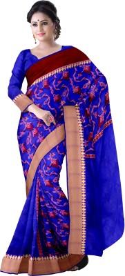 Komal Sarees Self Design, Woven Banarasi Handloom Art Silk, Jacquard Sari