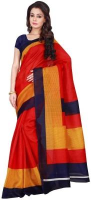 bhavnafashion Printed Bollywood Printed Silk Sari