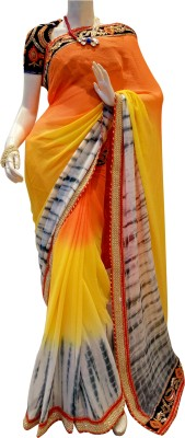 Mamta Boutique Self Design Bollywood Chiffon Sari