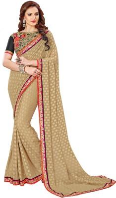 Aesha Embellished Fashion Georgette Sari