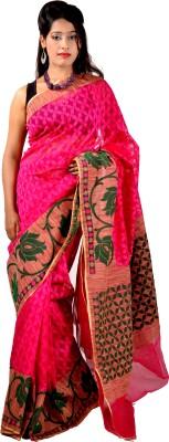 ASP Woven Fashion Net Sari