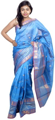 Kanchan Shree Plain Bollywood Silk Sari