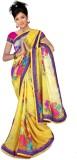 365 Labels Printed Fashion Crepe Sari