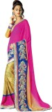 Saloni Embroidered Bollywood Synthetic S...