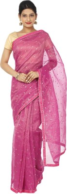 Kajal New Collection Embriodered Fashion Georgette Sari