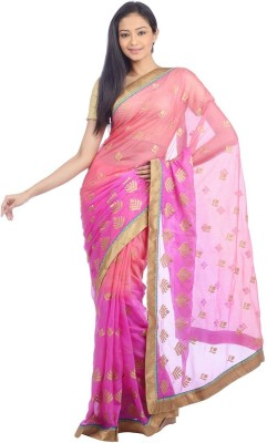 Shree Saree Kunj Solid Manipuri Handloom Kota Cotton Sari