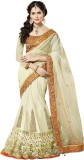 MAHOTSAV Self Design Fashion Net, Satin ...