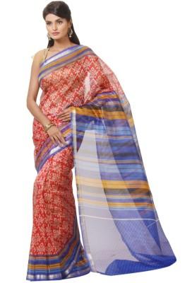 Areum Printed Manipuri Printed Silk Sari