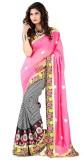 Divy Self Design Bollywood Handloom Geor...