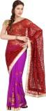 Aryahi Printed Fashion Synthetic Saree (...