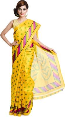 Aaditri Printed Bhagalpuri Cotton Sari